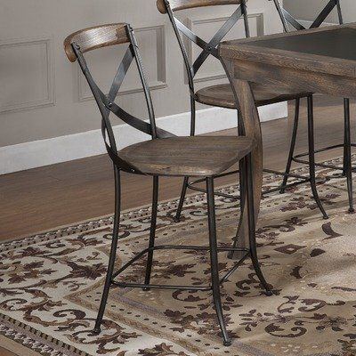 Best Lancaster Counter Height Bar Stool Set Of 2 Amazon Home 400 x 300