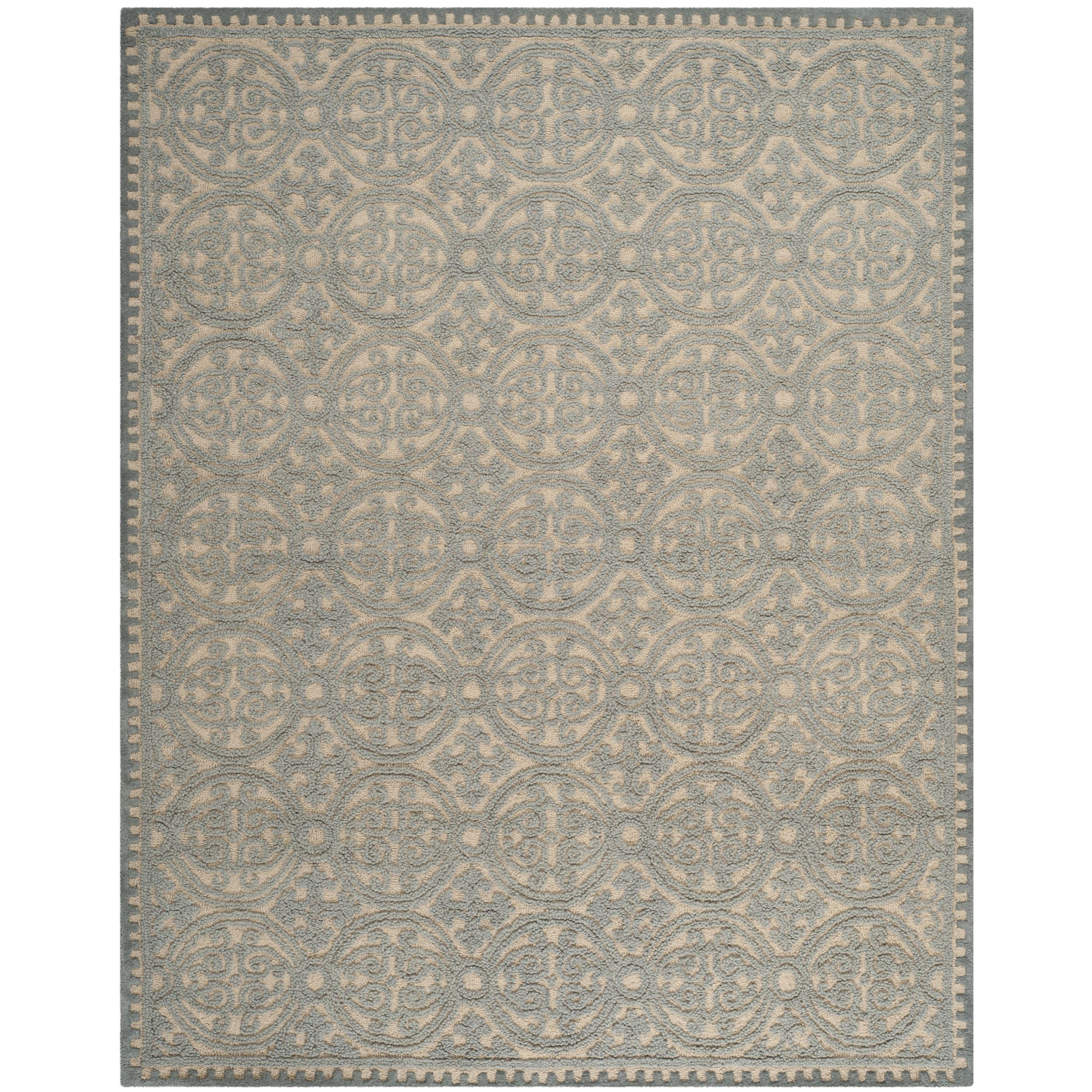 For living room safavieh handmade moroccan cambridge dusty blue