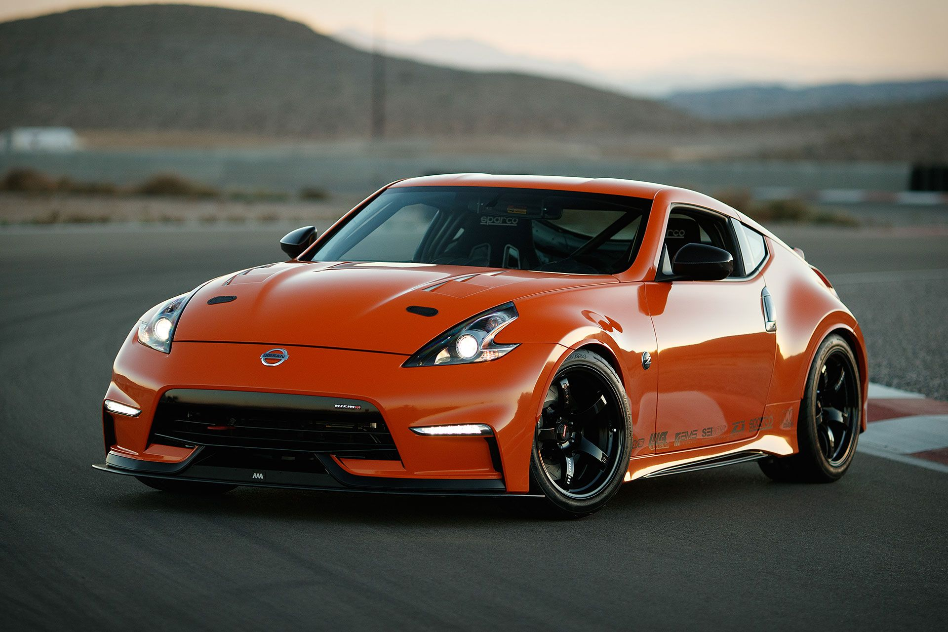 Nissan 370z Project Clubsport 23 Coupe In 2020