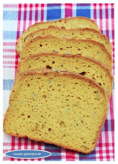 Tanja`s glutenfreies Kochbuch » Maisbrot ohne Hefe