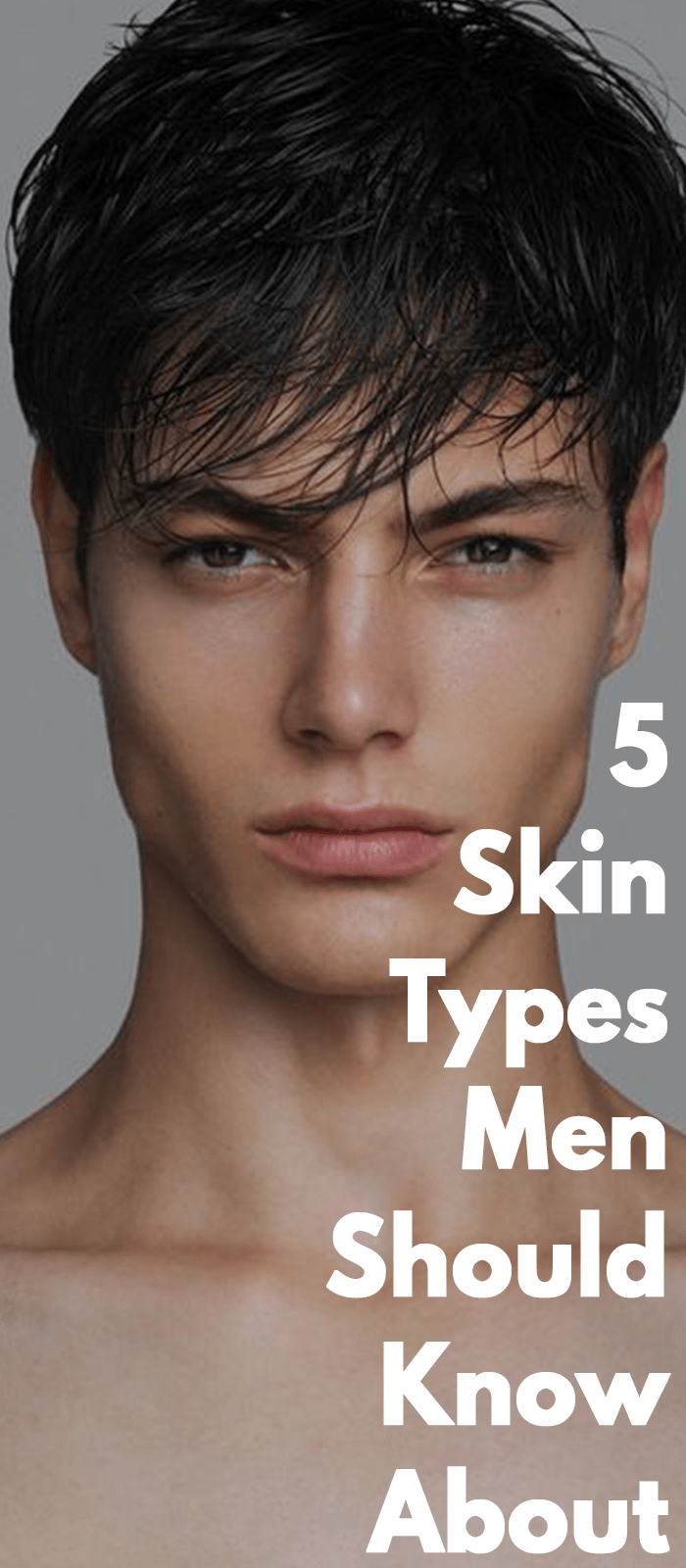 How To Determine Your Skin Type is part of Skin types, Skin, Clear skin men, Clear skin routine, Clear skin tips, Sensitive skin care regimen - It is very important to know your skin type before investing in skin care products as wrong products can harm the skin and also lead to many skin problems