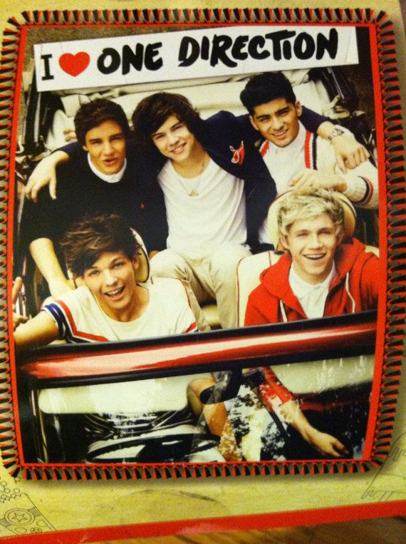 One Direction Hand Tied Double Sided Fleece by MSJsCREATIONS, $30.00 48x60