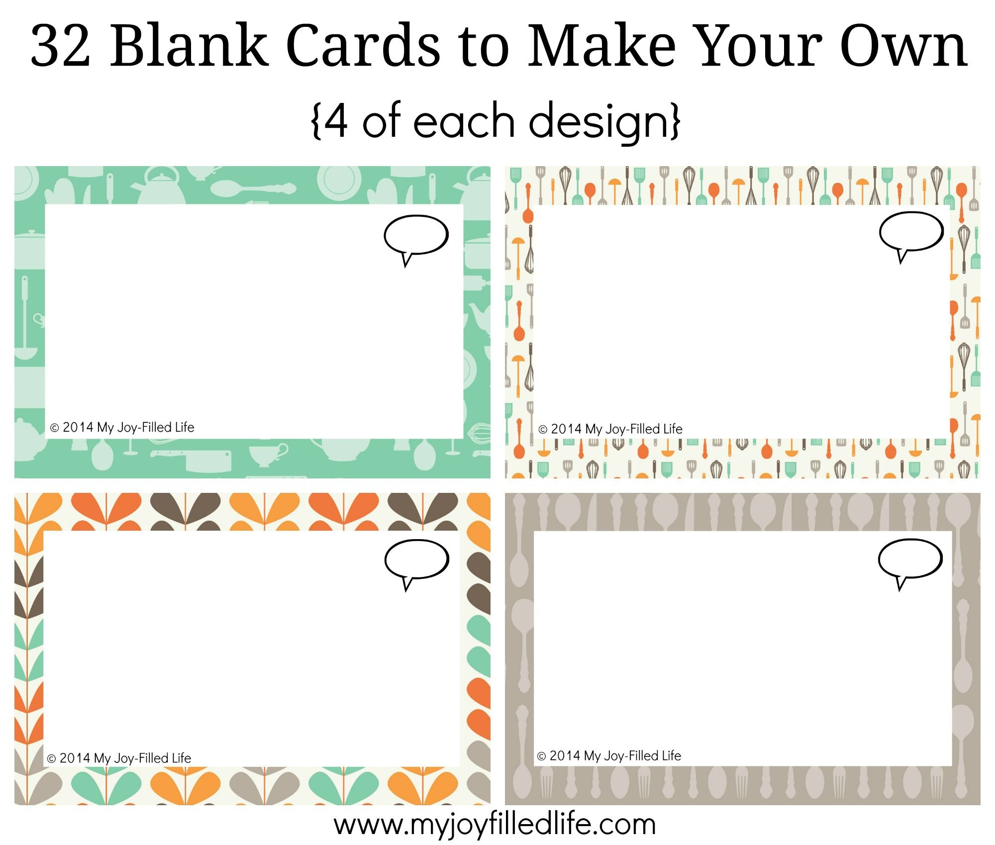 blankcards 2000×1699 pixels  conversation cards