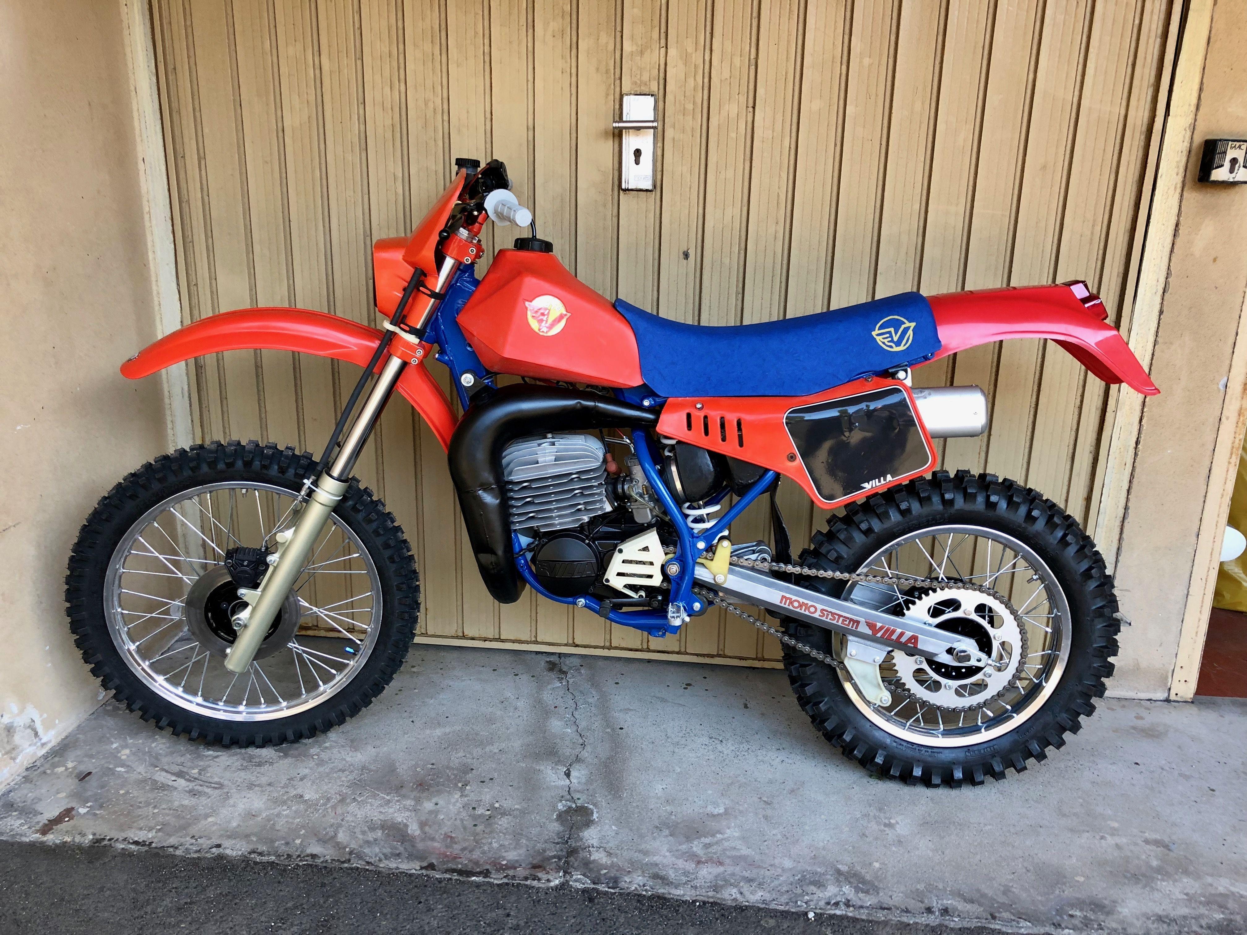 Moto VILLA 250 Sme 1984 Motos