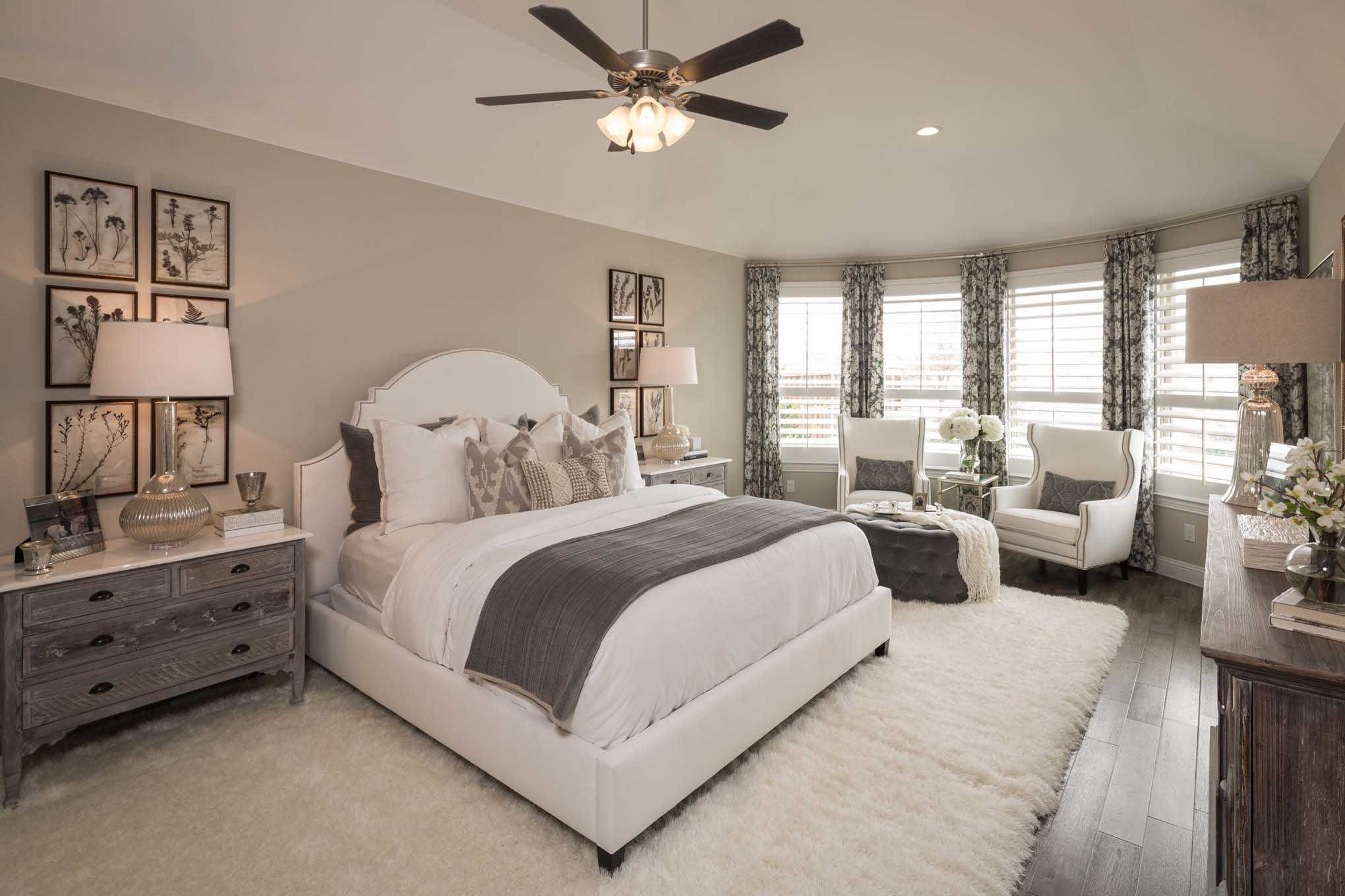 Highland Homes plan 262 Model Home in Dallas / Fort Worth