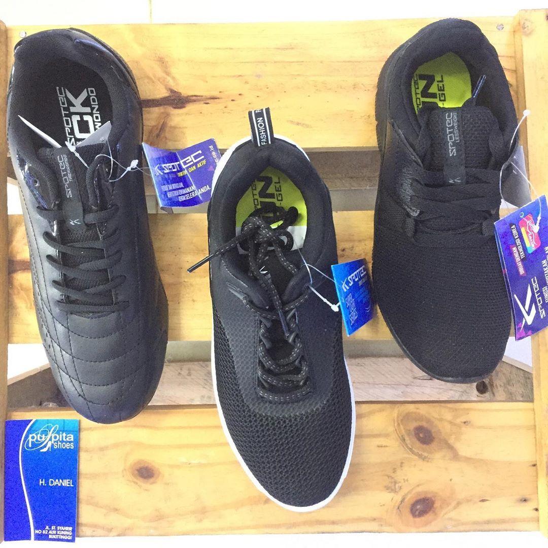 Sepatu Sport Spotec Cowok Dm Untuk Foto Detail Atau Tanya Size