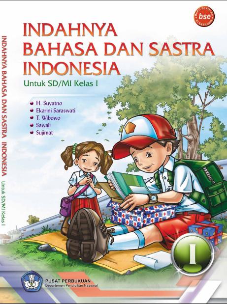 Ebook Ebook Indahnya Bahasa Dan Sastra Indonesia Untuk Indonesia Buku Bahasa