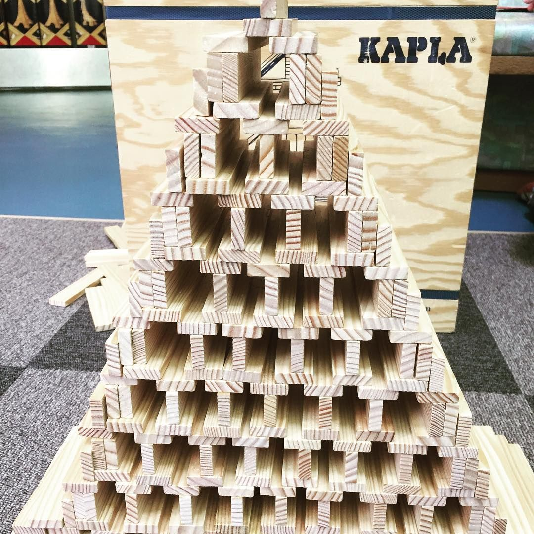 Pin By KAPLA USA On KAPLA Simple Structures