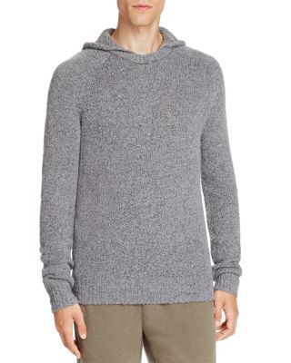 ATM ANTHONY THOMAS MELILLO Cozy Hooded Sweater ...