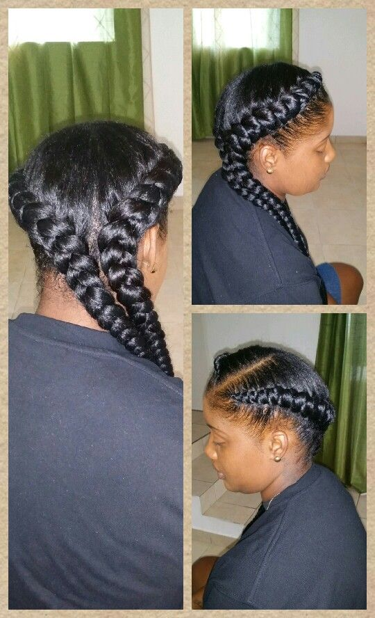 32++ Quick hairstyles with jumbo braiding hair inspirations