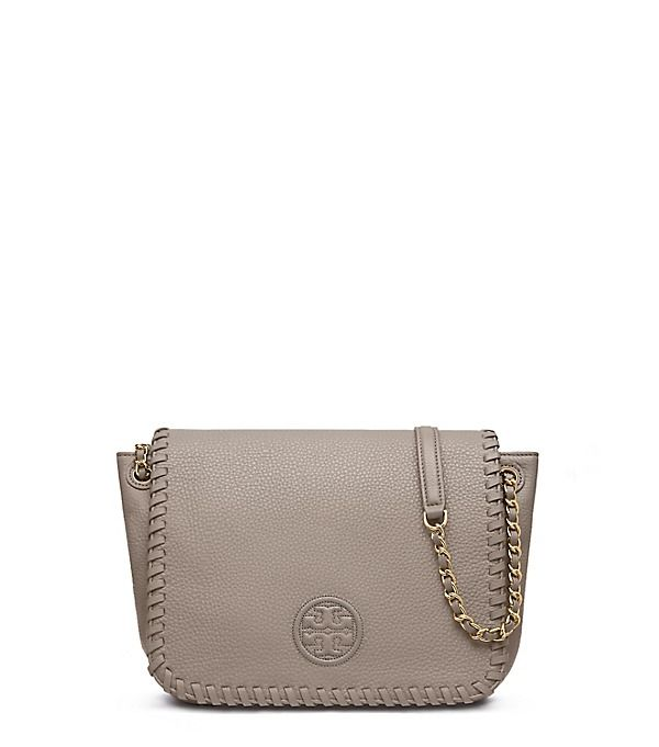 257bd6cf3b8 Tory Burch Marion Small Flap Shoulder Bag
