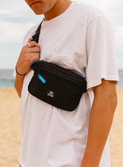 99d72831c6eb The best accessory for any outfit or adventure is the Boodee Buddee Bags!  They can be worn as a fanny pack or a side bag