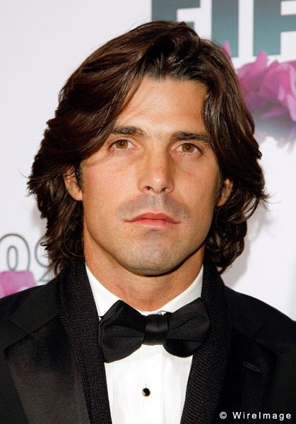 Argentinian Polo Player And Face Of Ralph Lauren Polo Nacho Long Hair Styles Men Hair And Beard Styles Perfect Beard