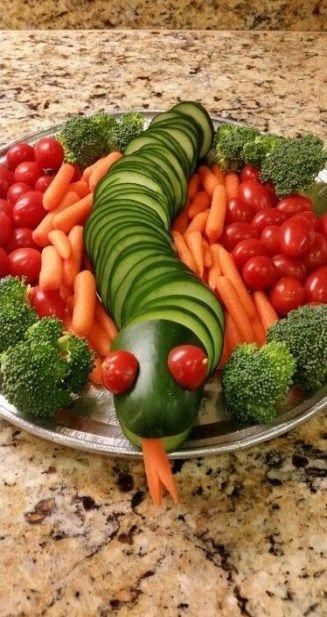 60 ideas for fruit party theme veggie tray