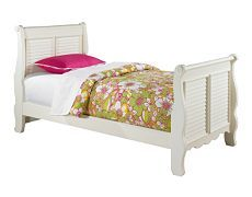 Cottage Retreat Ii Twin Sleigh Bed Twin Sleigh Bed Sleigh Beds Bed