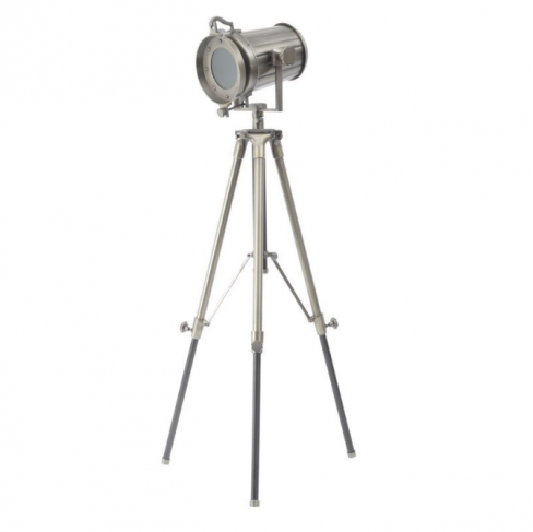 Tripod floor lamps our pick of the best pinterest floor lamp cranfield metal tripod spotlight floor lamp lighting should be at the forefront your decorating scheme ideal for defining zones creating atmosphere read mozeypictures Images