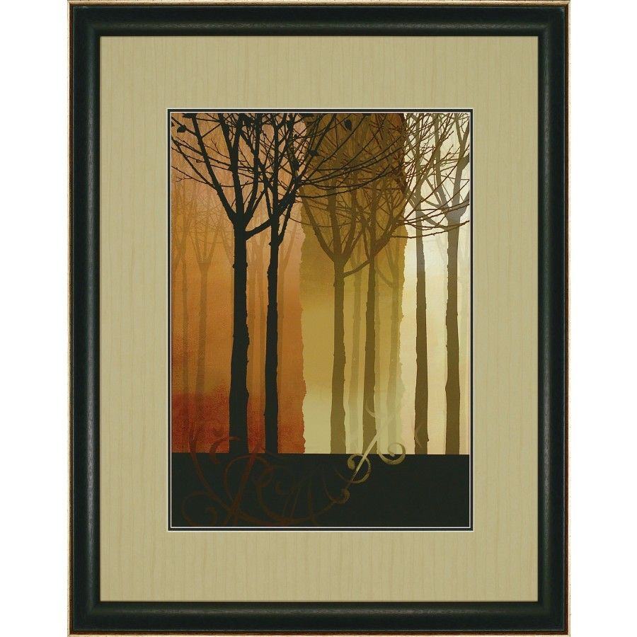 Paragon Trees in Silhouette I by Butler Landscapes Art - 43\