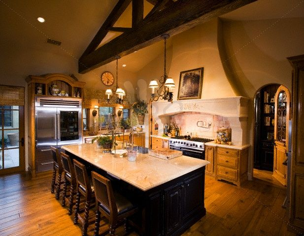 Beautiful I Most Definately Want This Kitchen In My Dream Home