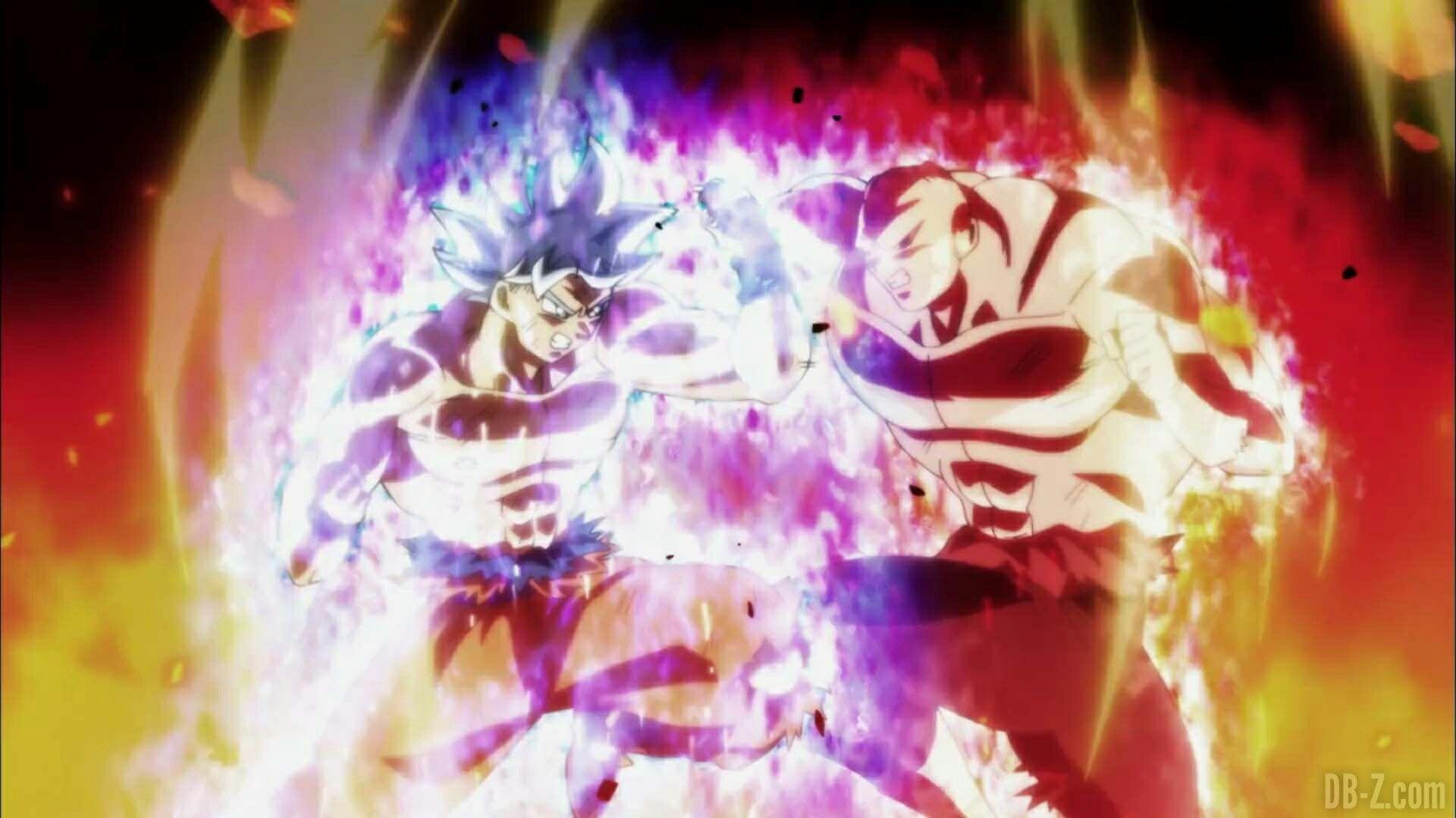Goku Vs Jiren Dragones Personajes De Goku Dragon Ball