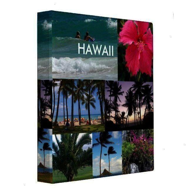 you stuff. Make it personal.Heavenly Hawaii Binder - Khoncepts - Keep track of you stuff. Make it p