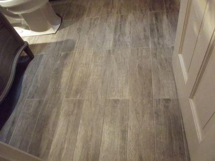 pinamanda butterfield on home decor | wood look tile
