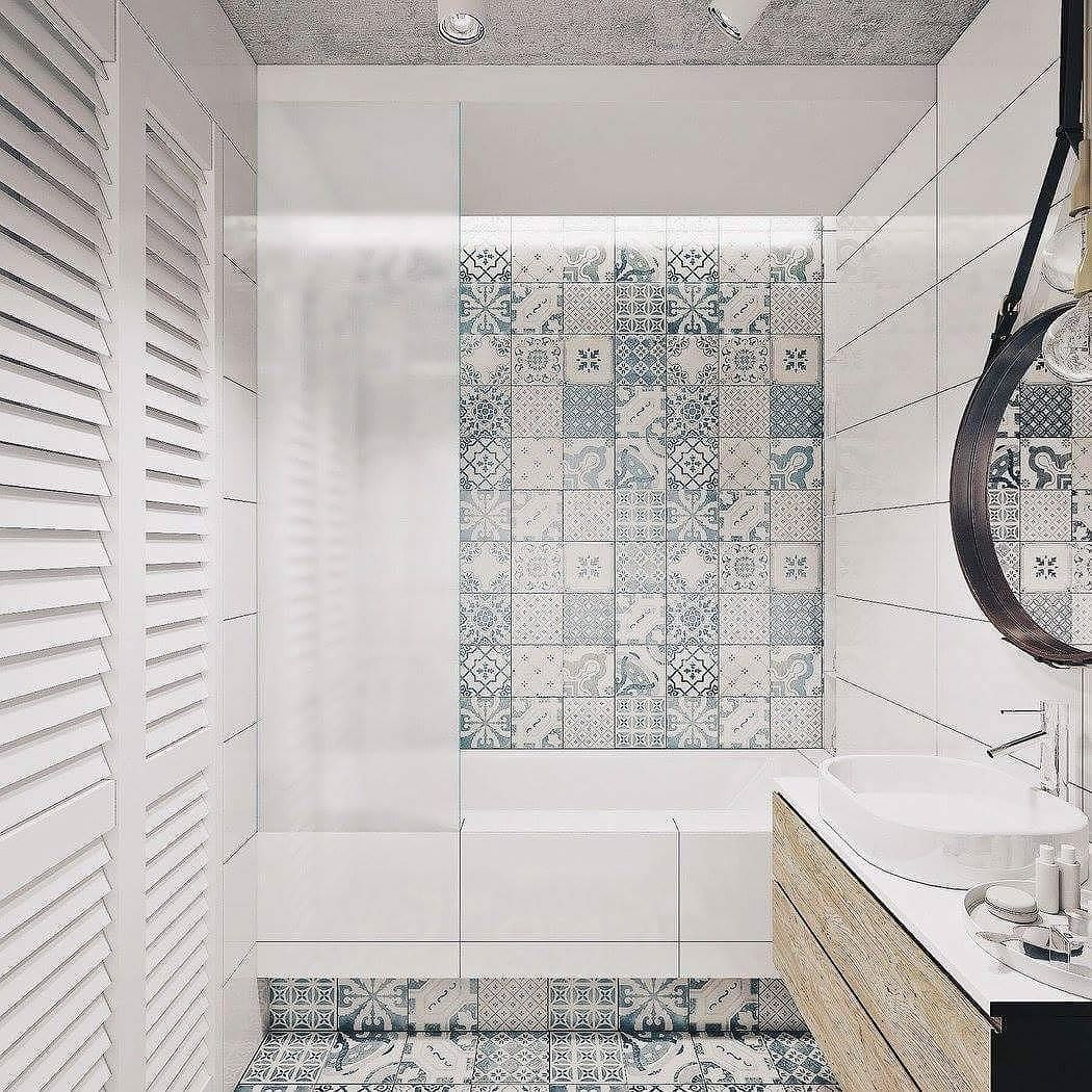 Gambar Keramik Kamar Mandi Terbaru Bathroom Design Inspiration Bathroom Design Bathroom Interior Latest bathroom ceramic motif