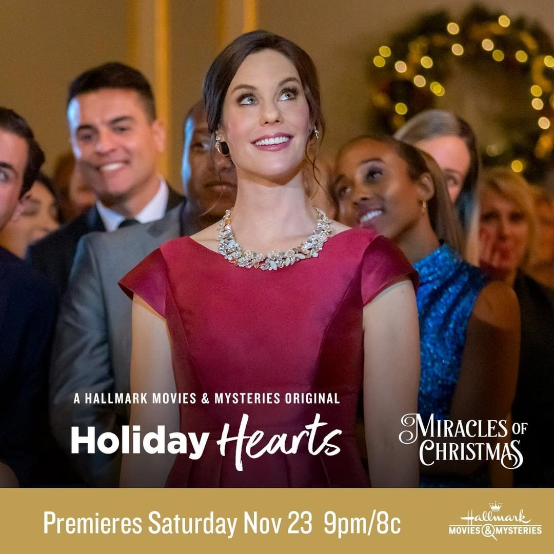 "Hallmark Movies & Mysteries on Instagram ""Peyton"