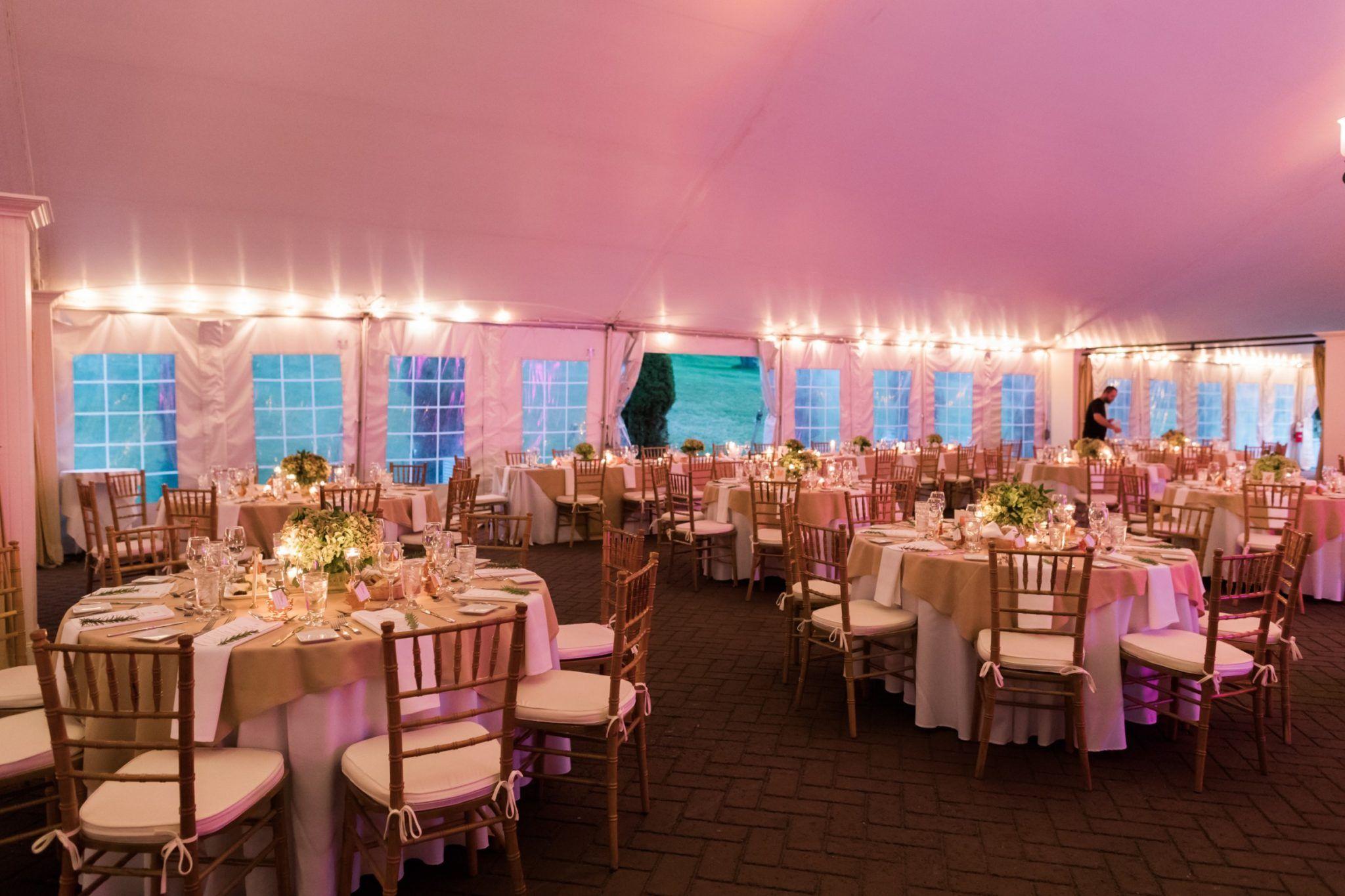Drop-Dead Gorgeous Fall Wedding at Hildene in Vermont | Wedding ...