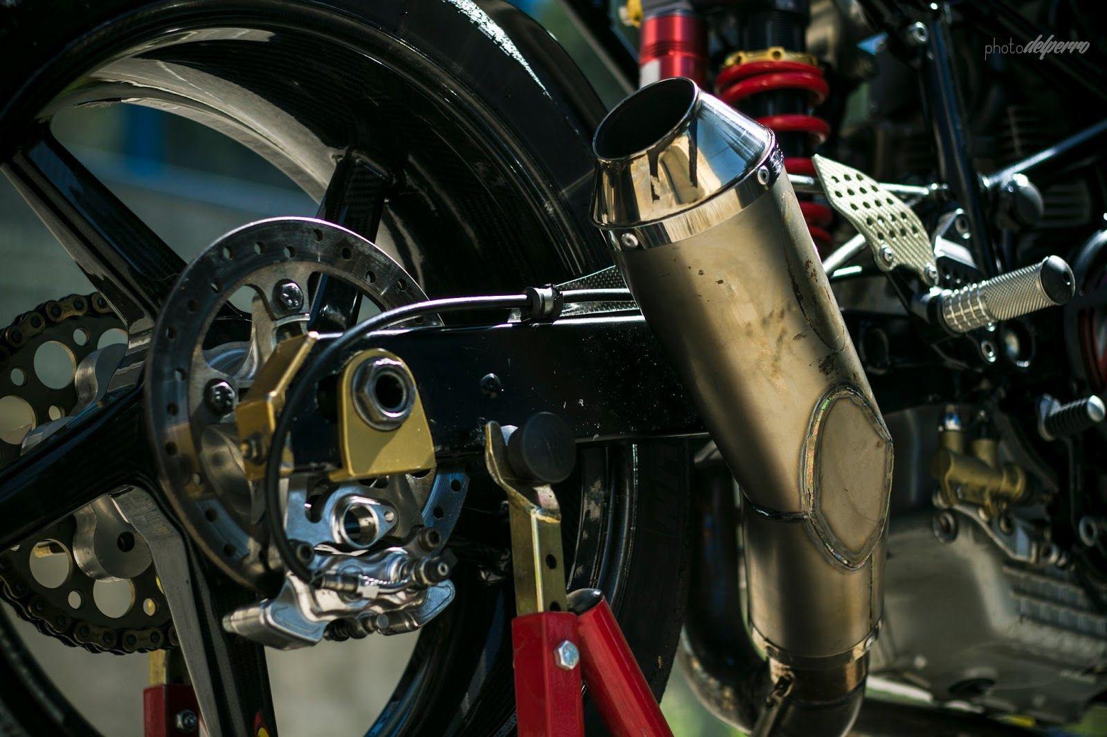 "RAD02 ""MALABESTIA"" :: Radical Ducati || via Megadeluxe"