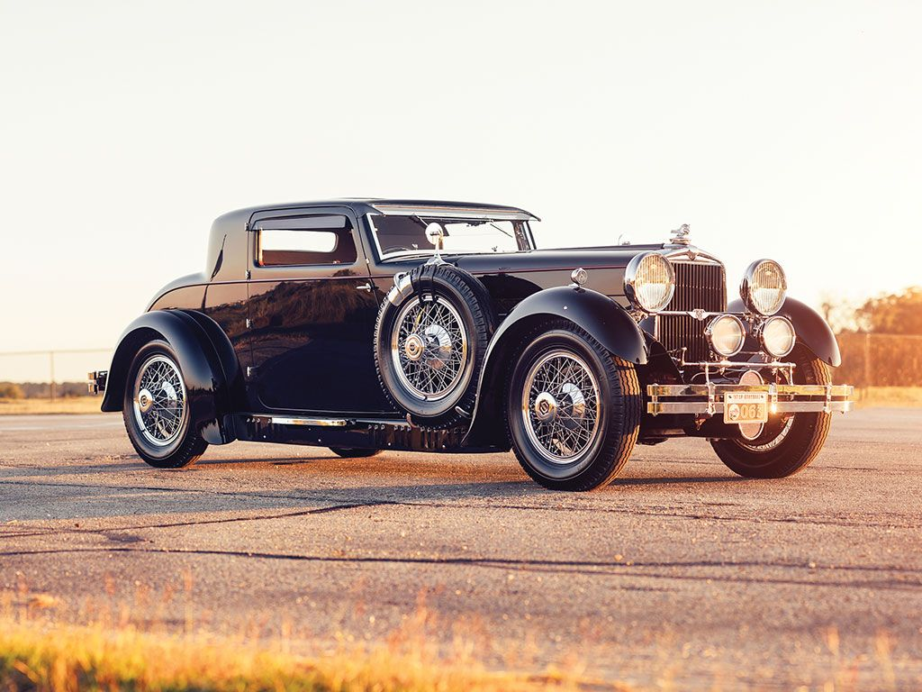 1930 stutz model m supercharged coupe amelia island 2017 rm sotheby s