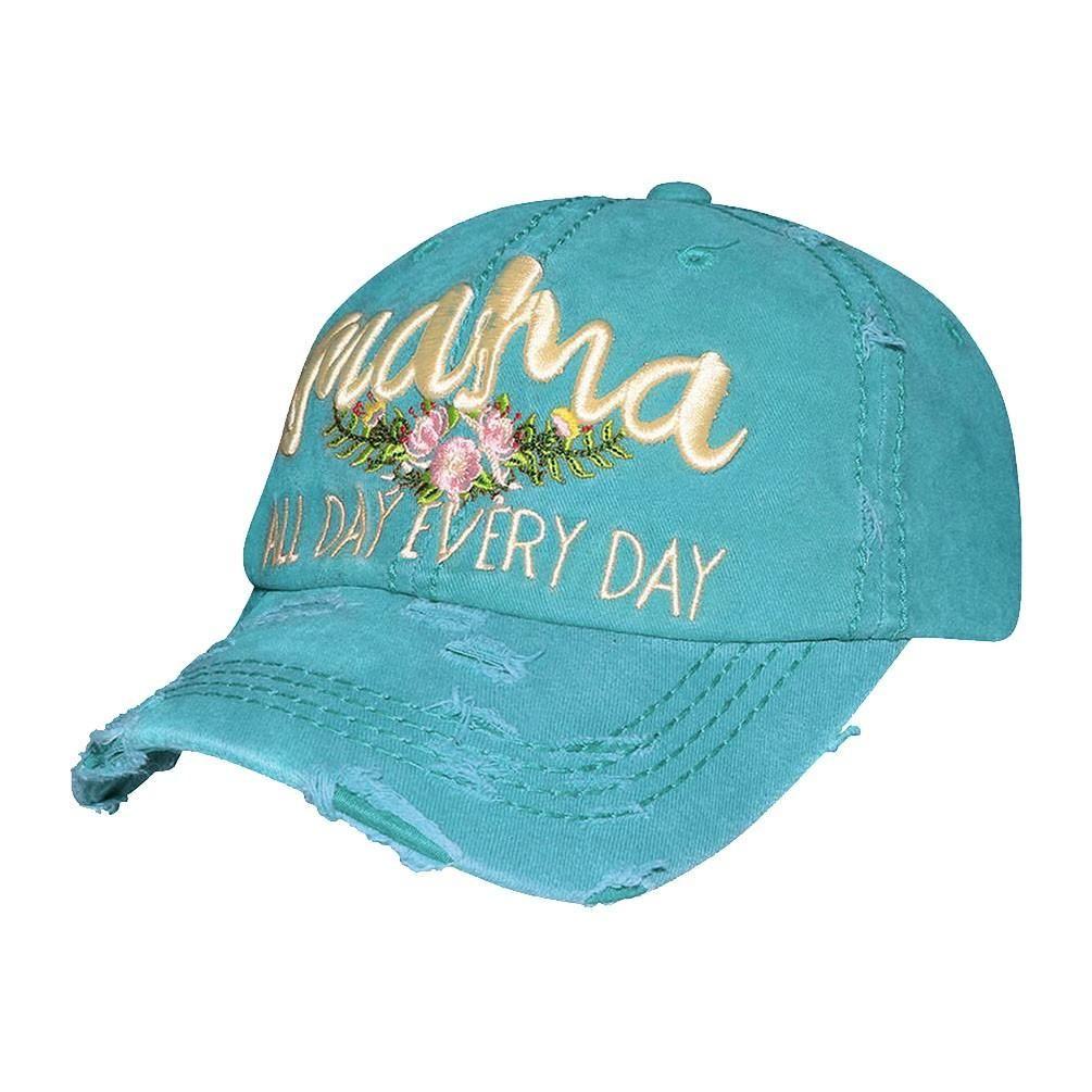 4e7298e440 Mama All Day Everyday Vintage Ballcap