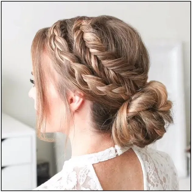 45 Attractive And Time Saver Hairstyle Ideas For You To Try Right Now - Page 33 of 45