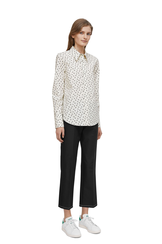 b7cc2ff4 Shirts & blouses - Women - ARKET FR   Winter looks   Shirt blouses ...