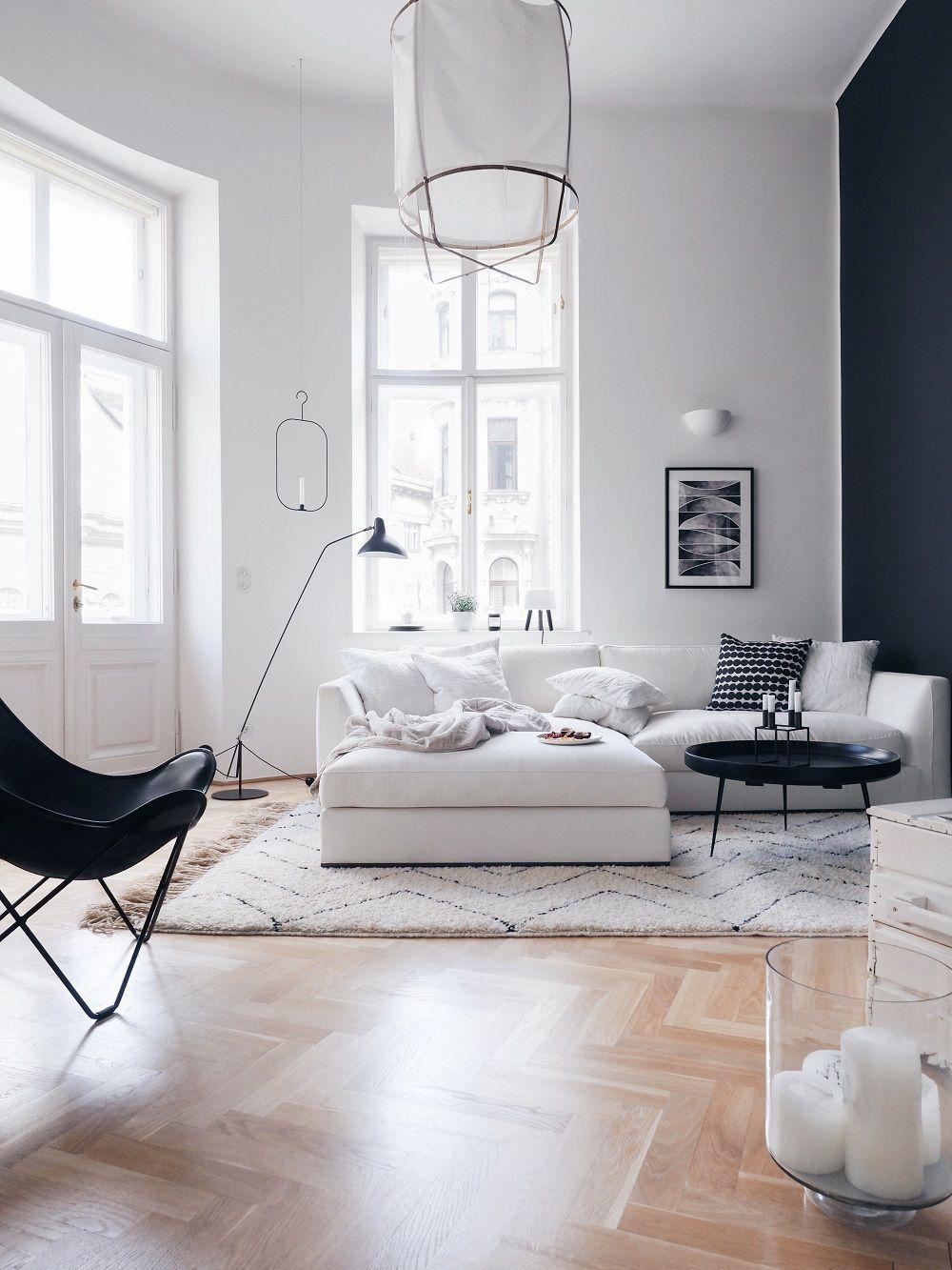 Zimmerfarbe stil nice u nordic die skandinavische zartheit ist auch in wien zu hause