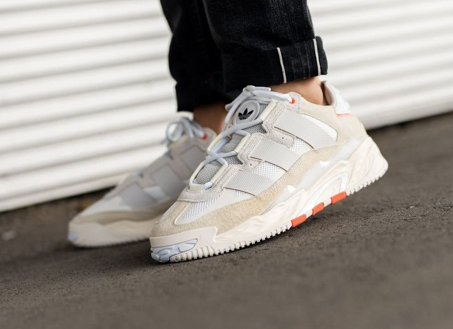 Que vaut la Adidas Niteball 2021 Grey One Cream White FX7652 ? en ...