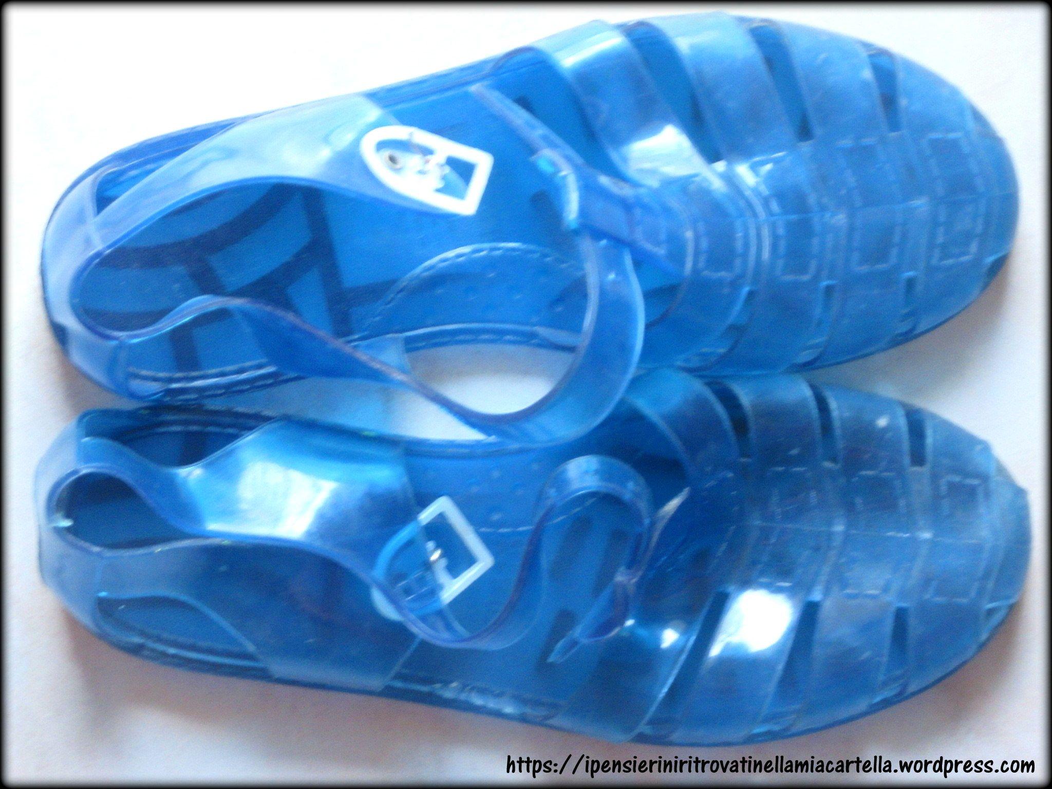 codice coupon scarpe casual all'avanguardia dei tempi Ricordo del passato – I sandali di gomma anni '80 | I ...