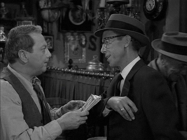 Twilight Zone: Season 2, Episode 2 The Man in the Bottle (7
