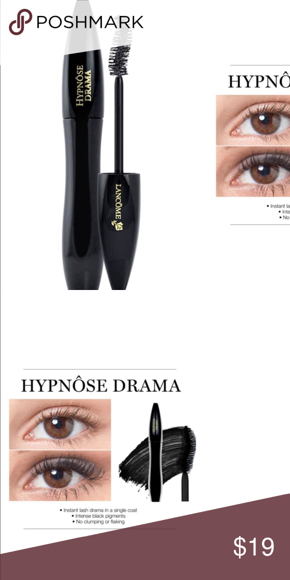 6776f03f607 Brand New Hypnôse Drama Instant Ful Volume Mascara Hypnôse Drama Instant  Full Volume Mascara! Brand new! Never used before! Lancome Makeup Mascara