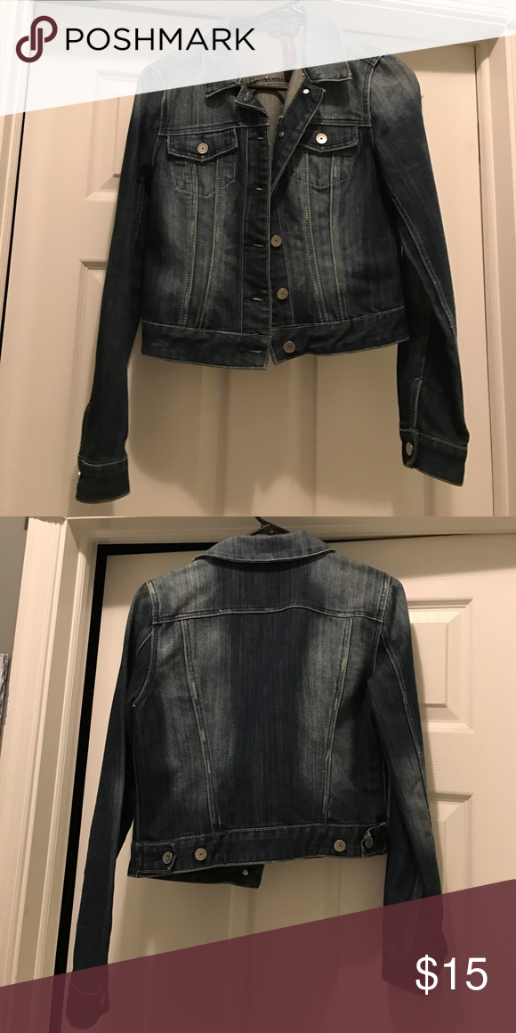 34e7d5b3e6193f Almost Famous Denim Jacket Like new. Great condition. Wore once Almost  Famous Jackets   Coats Jean Jackets