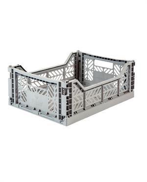 Caisse De Rangement Midi En Plastique Recycle Aykasa Multi Caisse Rangement Rangement Caisse Plastique