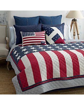 Shieldsquare Captcha Americana Home Decor Tommy Hilfiger Bedding Americana Home Red white and blue comforter set
