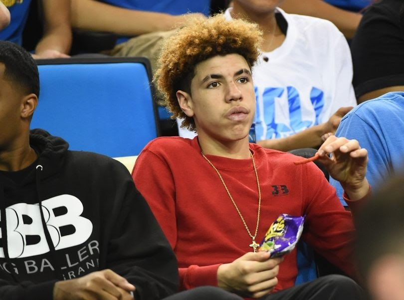 Lamelo Ball Wonders What Life Would Be Like If He Never In 2020 Lamelo Ball Liangelo Ball Ball