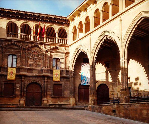 Alca iz en la comarca del bajo arag n un destino for Destinos turisticos espana