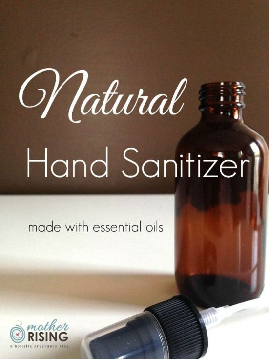Hand Sanitizer Has Its Place But The Chemicals In Conventional