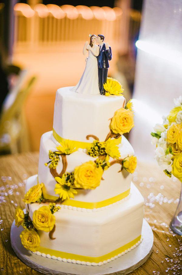 Yellow & Grey Superhero Wedding – Tampa Bay Watch | MMTB Wedding ...