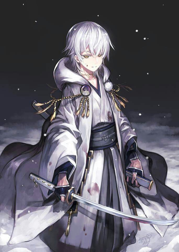 Pin By Tieu Tho On Touken Ranbu