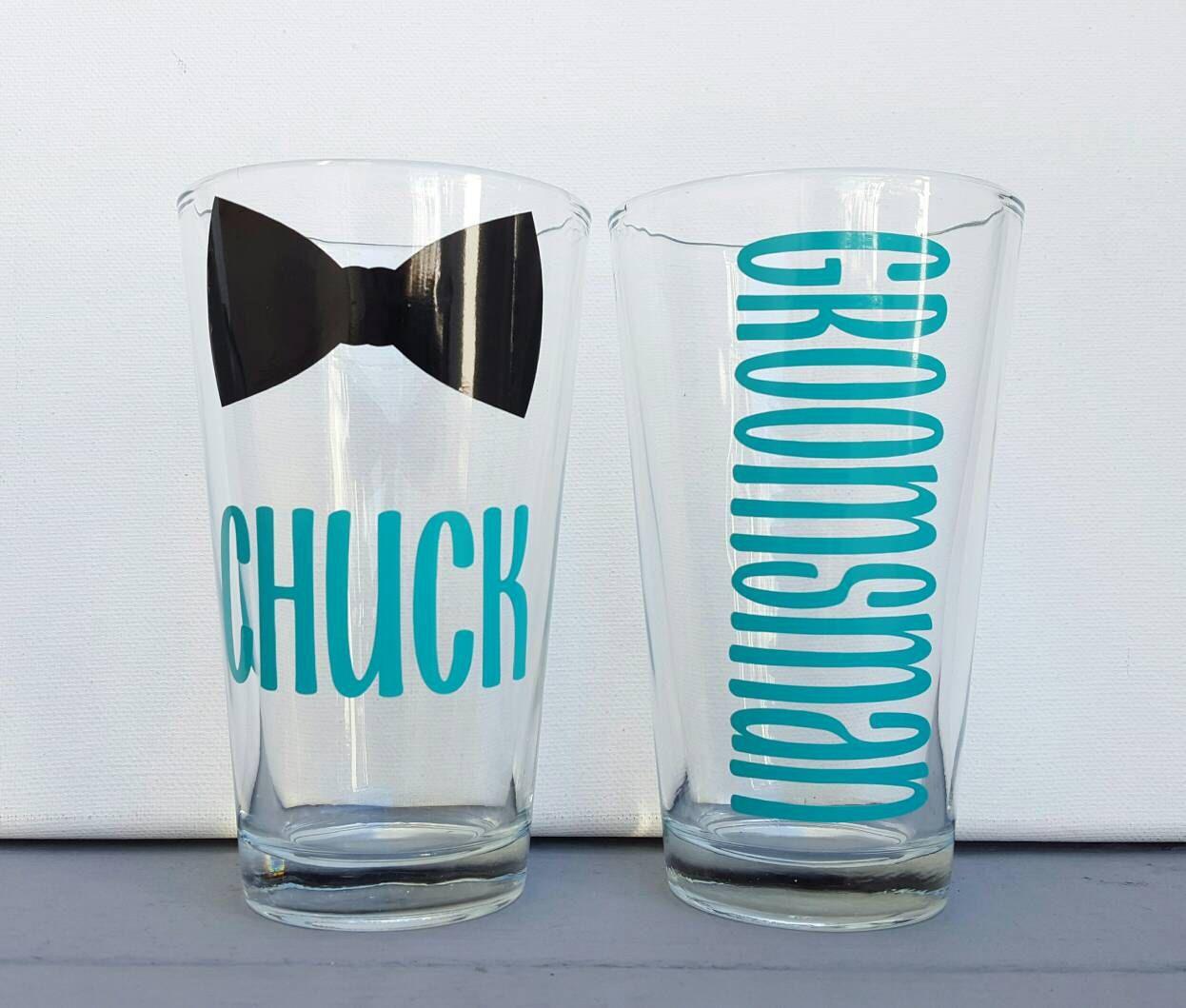 Groomsmen Gifts-Groomsmen Beer Mugs-Groomsmen Glasses-Bridal Party ...