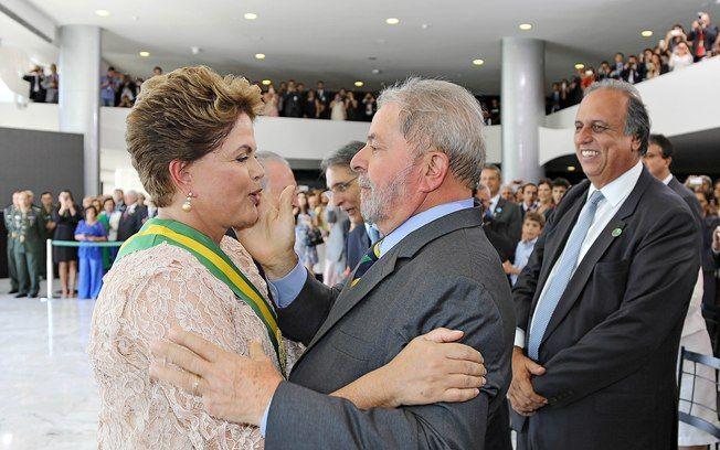 A vergonha toma conta do Brasil. O ex-presidente Luiz Inácio Lula da Silva toma posse como ministro da Casa Civil na manhã desta quinta-feira (17), às 10h, em cerimônia realizada no Palácio do Plan…