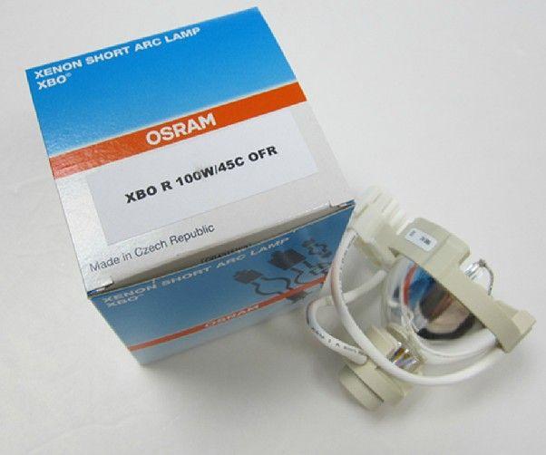Dhl Free Shipping Osram Xbo R 100w 45c Czech Republic Dc Epk 1000 Light Source 100w Ofr Xenon Short Arc Lamp Osram Bogenlampe