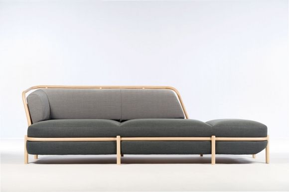 Loft contemporary sofa by Arketipo Design Adriano Piazzesi